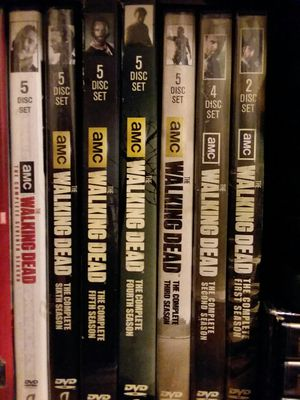 The Walking Dead Series for Sale in Fort Worth, TX