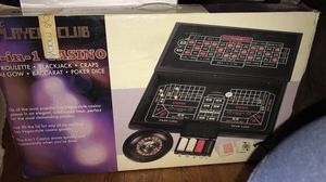 6-1 casino board game for Sale in Brooklyn, NY