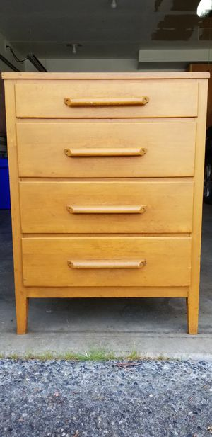 BP John antique MCM style chest for Sale in Bothell, WA