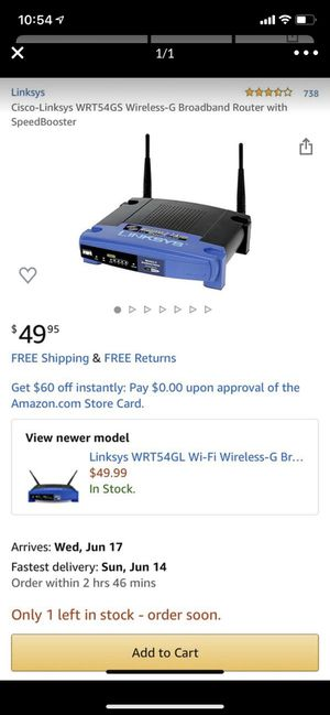 WiFi router & modem for Sale in North Las Vegas, NV