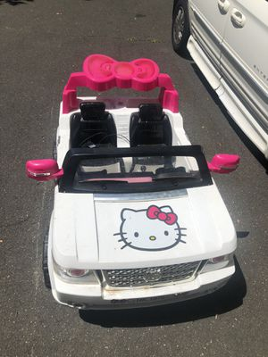 Hello Kitty SUV for Sale in North Haven, CT