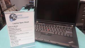 ThinkPad T61 (Win10 Pro, Intel core 2 duo, 320GB HDD for Sale in Saint Petersburg, FL