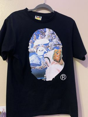 Bape Tee for Sale in Thermal, CA