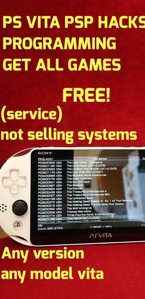 PS Vita Games for Sale in Las Vegas, NV