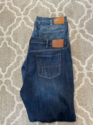 Men's lucky brand jeans. Worn once for Sale in Modesto, CA
