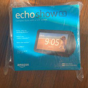Amazon Echo Show 5 for Sale in Berkeley Township, NJ