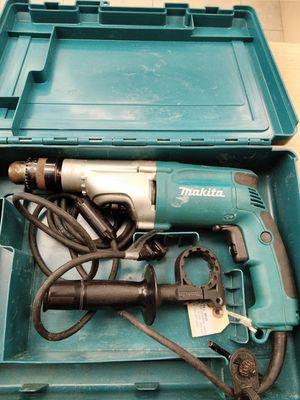 Makita hp2050 concrete drill for Sale in Highland Beach, FL