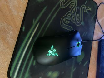 Razer Mouse And Pad for Sale in Opelousas,  LA