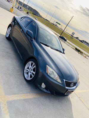 2007 Lexus IS250 for Sale in Dallas, TX