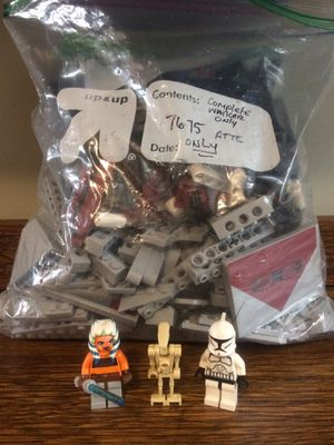 Lego Star Wars AT TE 7675 for Sale in Reston, VA