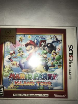 DS Games . Pokémon Sun & Mario Party island for Sale in Fall River, MA