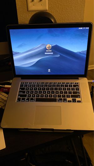 Mid 2014 Apple MacBook Pro 16Gb Ram 2.8 MHz I7 1TB SSD for Sale in Denver, CO
