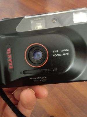 Exacta 35mm Point-n-shoot (Read!)WORKING for Sale in Chino, CA