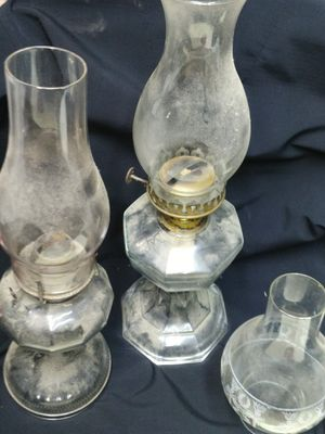 Oil lamps for Sale in Milwaukie, OR