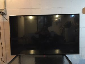 55 inch LG smart tv for Sale in Canal Winchester, OH