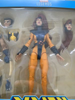 Marvel legends Jean grey for Sale in San Diego, CA