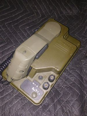 Field Telephone for Sale for sale  Topeka, KS