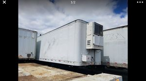 8'by28' Semi trailer with title and insulated for Sale in Portland, OR