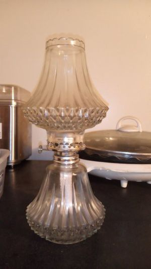 Oil lamp for Sale in Norwich, CT