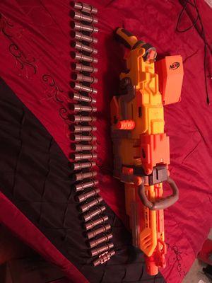 Nerf mini gun for Sale in Bloomington, IL