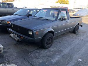 1980 VW Rabbit truck for Sale in Los Gatos, CA