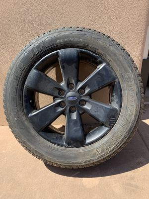 Tires and rims for Sale in Santa Fe, NM