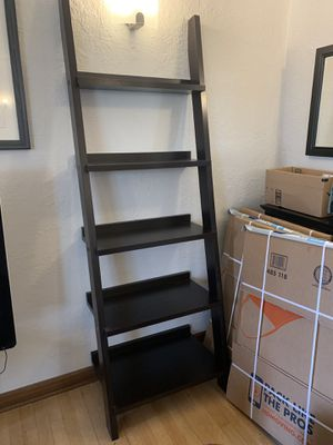 Two matching leaning shelves for Sale in Denver, CO