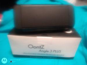 Oontz Angle 3plus for Sale in Auburn, WA