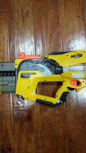 Nerf Firefly Rev 8 Gun Blaster for Sale in Fremont, CA