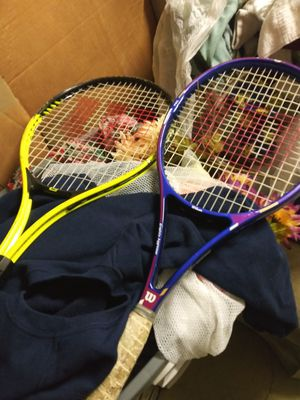 Tennis rackets for Sale in Lorton, VA