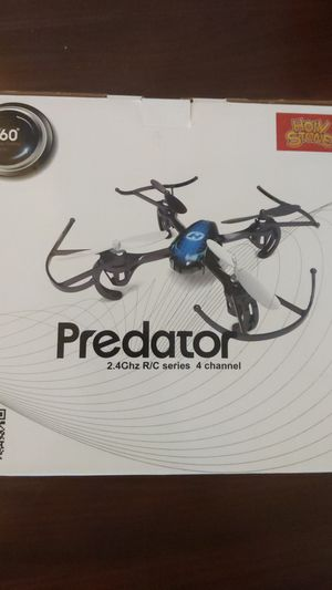 Drone - Predator holy stone 2.4ghz HS170 for Sale in San Diego, CA