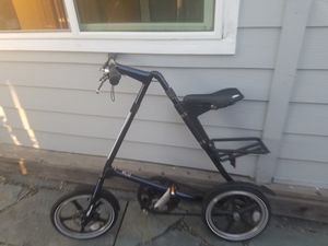 Strida folding bike. 5.3 to 6.3' feet like new condition. for Sale in Oakland, CA