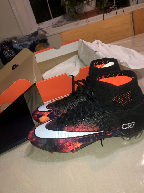 Mercurial Superfly Cr7 Cleats Size 10