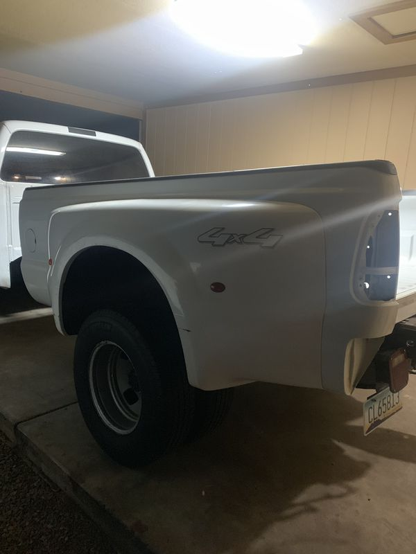 f350 dually bed