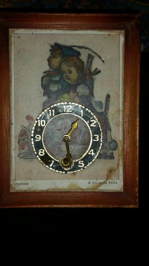 Antique clock picture for Sale in Fresno, CA