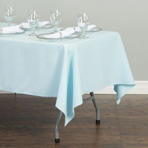 Brand New Baby Blue Rectangular TableCloths for Sale in San Diego, CA