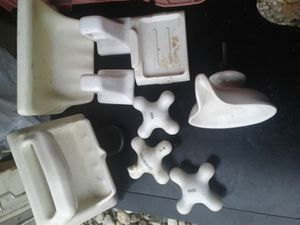 Antique porcelain bathroom fixtures for Sale in Tacoma, WA