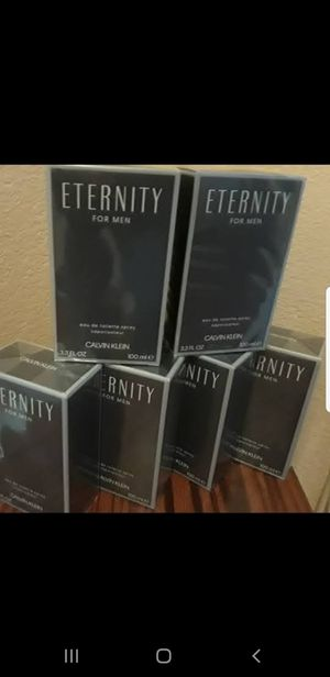 Eternity 6.7 onzas 200mlig perfumes originales grandes for Sale in El Monte, CA