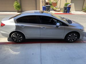 2015 Honda Civic EX for Sale in San Diego, CA