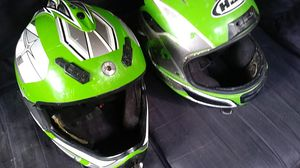 dirt bike helmets for Sale in Atlanta, GA