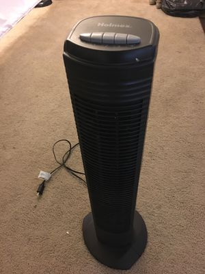 Tower fan (rotatable) for Sale in Torrance, CA