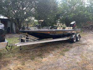 Custom Storm bass boat for Sale in Margate, FL