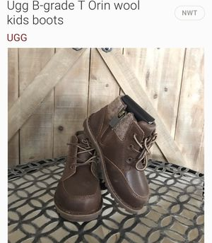 UGGS Toddler Boys Boots for Sale in Glendale, CA