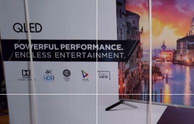 Tcl Roku 65 inch QLED 4K TV 65R625 for Sale in Pasadena,  CA
