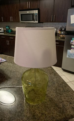 Modern Lamp for Sale in Fort Lauderdale, FL