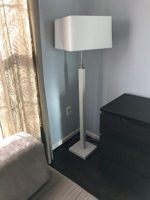West Elm floor lamp for Sale in Alexandria, VA