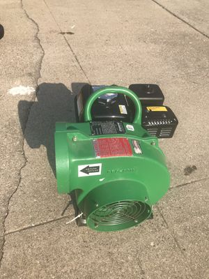 Manhole Blower for Sale in San Francisco, CA