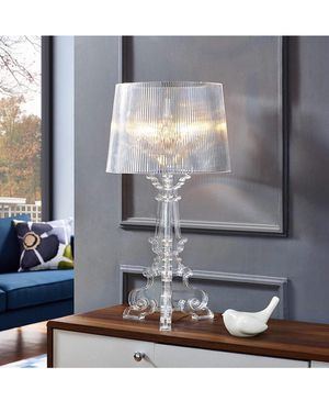 "French Grande Acrylic Table Lamp - 28.5"" x 14.5"" - NEW IN BOX 📦 $175 Retail for Sale in Joliet, IL"