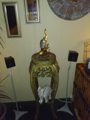 ...plant stand or statue stand for Sale in Pinellas Park, FL