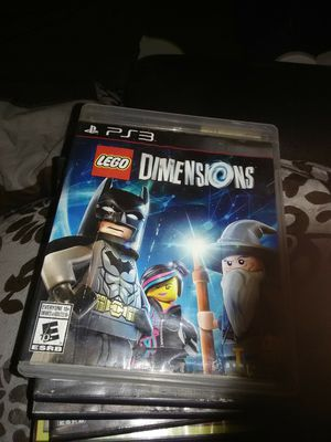 2 PS3 games for Sale in Albia, IA